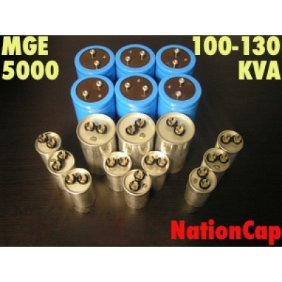 AC and DC Capacitor Assembly and Fans Upgrade Kit for MGE 5000 100-130KVA UPS USA Model 208Vac/480Vac