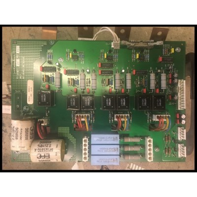 MGE Comet 100-125kva Rectifier Board /Assembly #72-164015-00